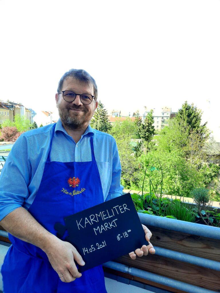 Ankündigung Karmelitermarkt 14.05.2021